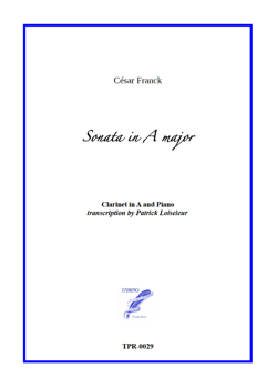 Sonata in A for Viola and Piano (Franck)