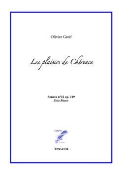 Piano Sonata n°22